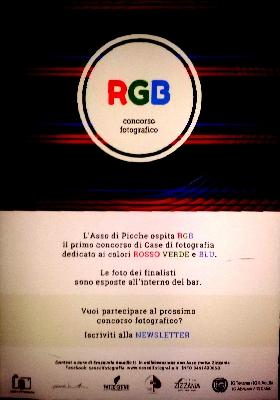 RGB concorso fotografico